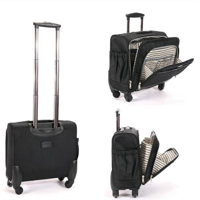 a4ec391790b8 Для мужчин и wo Мужчин's бизнес путешествия чемодан, универсальный чемодан  на колесиках, легкий чемодан