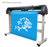 Vinyl Cutting plotter 45W 1350mm vinyl cutter Model SK-1350T Usb Seiki Brand top quality