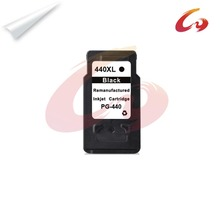 1 шт. Черный PG440 PG-440 PG 440 XL Картридж для Canon PIXMA MX374 MX394 MX434 MX454 MG3240 MG3540 струйный принтер