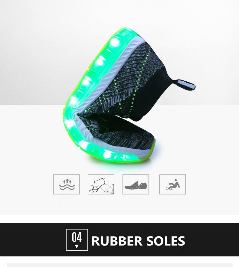 Led Sneakers FAST V1 4