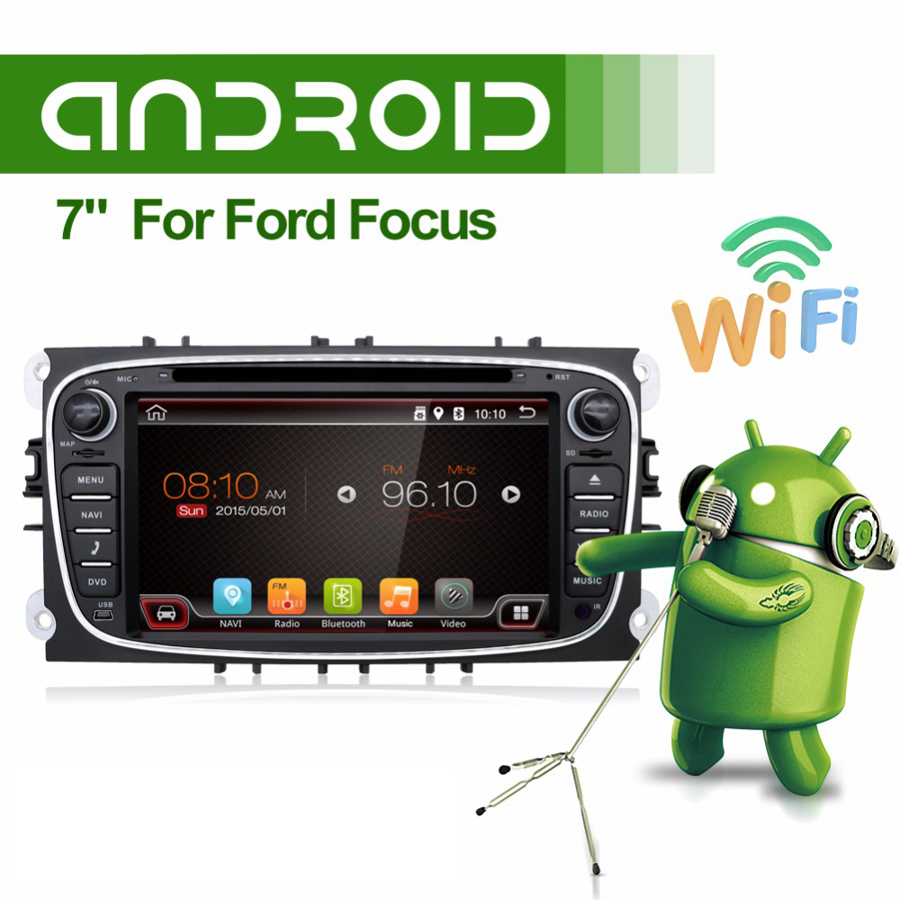 Ecran capacitif Android 7.1 voiture DVD Navigation pour Ford Mondeo s-max Focus II GPS Radio Wifi 3G BluetoothEcran capacitif Android 7.1 voiture DVD Navigation pour Ford Mondeo s-max Focus II GPS Radio Wifi 3G Bluetooth