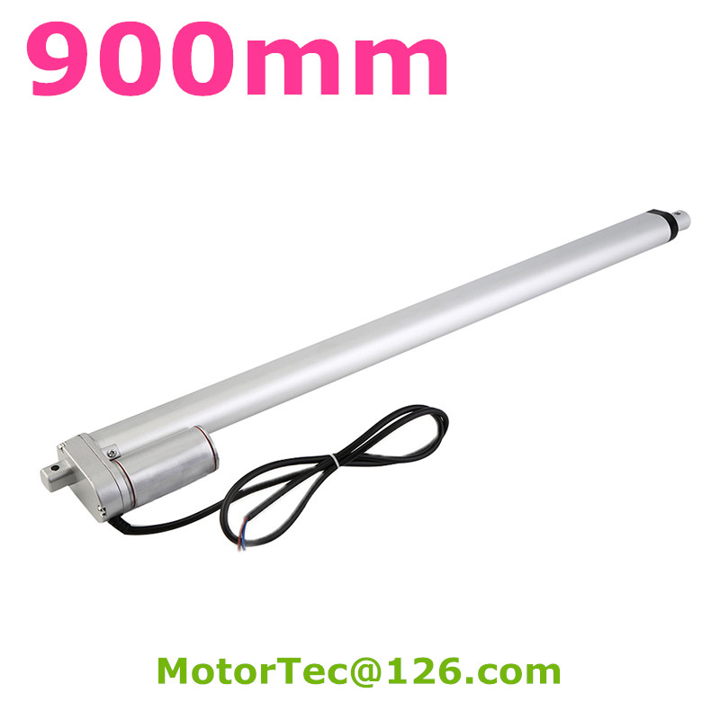 900mm stroke 1500N 150KG load capacity high speed 12V 24V DC electric linear actuator,mini linear actuator,actuator linear 800mm stroke 1500n 150kg load capacity high speed 12v 24v dc electric linear actuator actuator linear