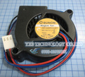 For projector dc12V 1.1W GB1205PKV3-8AY 3wires fan