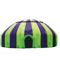 Good quality large camping tent inflatable dome tent