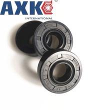 axk 20x45x7 mm 36x46x7 mm tc oil shaft simmer ring rotary shaft seal nitrile seals buna n basl rubber gasket AXK 38x58x7/8/10/11/12 Black Nitrile Rubber NBR Double Lips Spring TC Ring Gasket Radial Shaft Skeleton Oil Seal