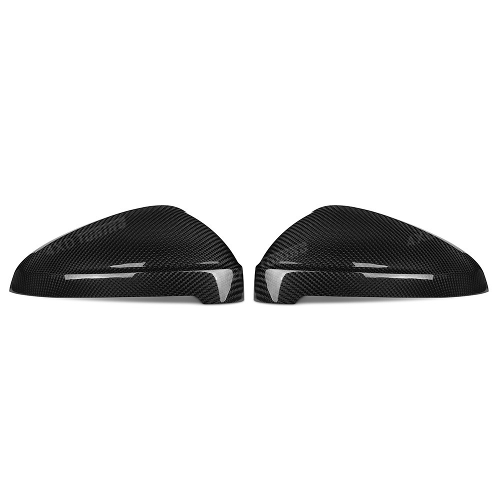 1:1 Replacement Style For Audi A4 B9 S4 A5 S5 dry Carbon Mirror A4 A5 S5 RS4 RS5 Carbon Fiber Rear View Side Mirror Cover 2016+