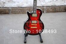 Lp benutzerdefinierte hersteller für die herstellung beste e-gitarre shop farbe schalen links jean auftrag senden EMS freies paket