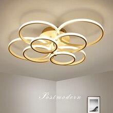 Plafonnier en aluminium avec télécommande, disponible en disponible en marron et en blanc, éclairage dintérieur, luminaire décoratif de plafond, idéal pour un salon, plafond moderne à LEDs