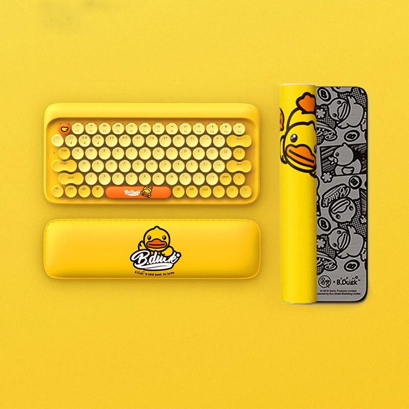 Xiaomi youpin Bluetooth clavier 79 touches LED rétroéclairé USB Ports clavier pour ordinateur portable tablette de bureau PC clavier de jeu