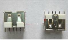 High quality 50pcs lot usb a f180 degrees 4pins female socket straight feet dip pcb connector.jpg 250x250