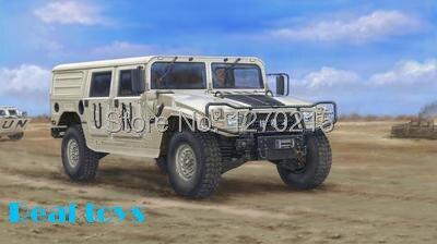 Hobby Boss 82468 1/35 Meng Shi 1.5 tonne militaire utilitaire léger véhicules Kit de modèle en plastique