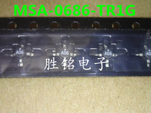 Frete Grátis! 20 PCS MSA-0686-TR1G MSA-0686 MICRO SMT86 Amplificador de RF 4.2 SV 18.5 dB