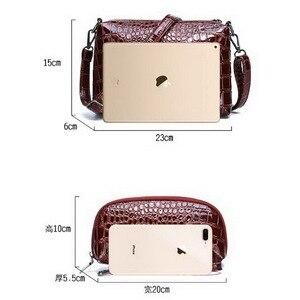 Image 5 - DIINOVIVO Neue Mode Leder Taschen 3 Set Frauen Handtasche Luxus Große Kapazität Tote Bag Geldbörsen und Handtaschen Großhandel WHDV0892