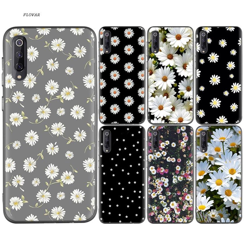 Daisy Liefde Volledige Bescherming Zachte TPU Case Voor Xiaomi Redmi K20 Y3 7A S2 6A Note 7 7 S 6 5 Pro Xiomi 9 T 8 A2 lite F1 Cover