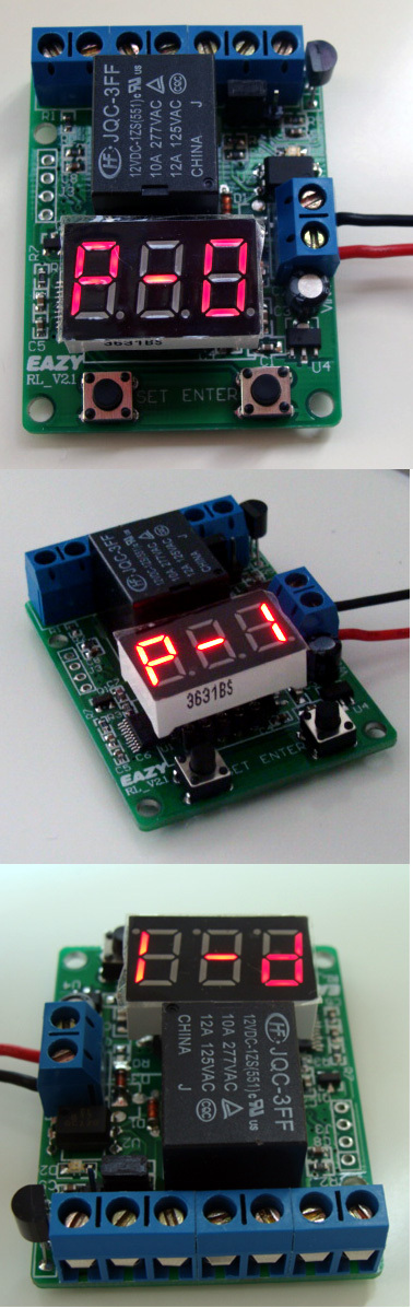 Aliexpress buy ds18b20 temperature control relay temperature aliexpress buy ds18b20 temperature control relay temperature voltage control timer relay voltage temperature timer monitor from reliable monitor sciox Images
