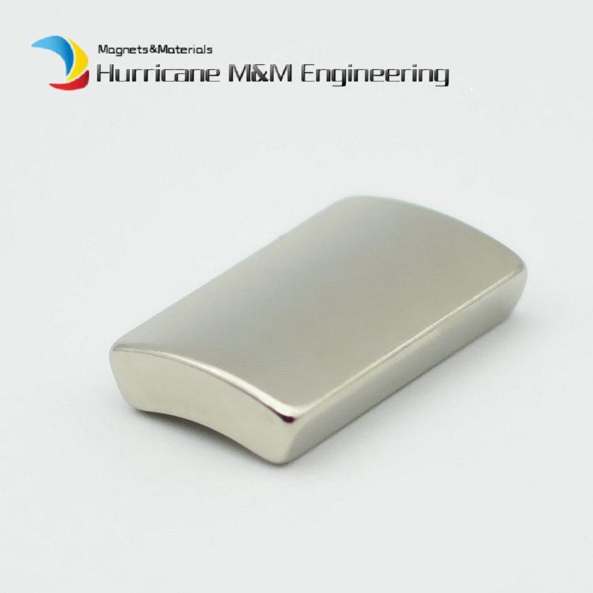 Image 4 - NdFeB Magnet Arc OR18xIR14x45degxT20 mm N42H Motor Magnet for Generators Wind Turbine Neodymium Permanent Rotor Segment 8 240pcs-in Magnetic Materials from Home Improvement