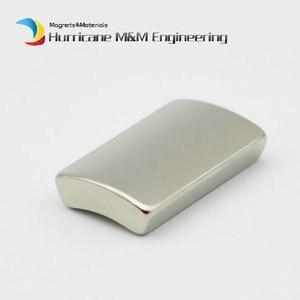 Image 3 - NdFeB Magnet Arc OR18xIR14x45degxT20 mm N42H Motor Magnet for Generators Wind Turbine Neodymium Permanent Rotor Segment 8 240pcs