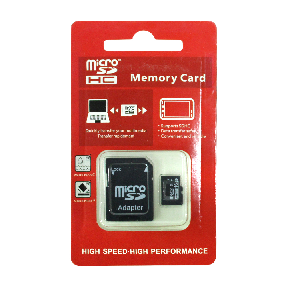 10 Pcs /lot Package Case For TF Memory Card Transparent Plastic Shell Clear Window With Cardboard For TF