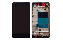 5″ For Huawei Ascend P8 lite ALE-L04 ALE-L23 L02 Pantalla LCD Display Screen +Touch Screen Digitizer+Frame assembly replacement