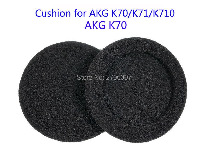 Housse de remplacement pour coussin AKG K70 K71 K710 (casque) - Audio et vidéo portable - Photo 2
