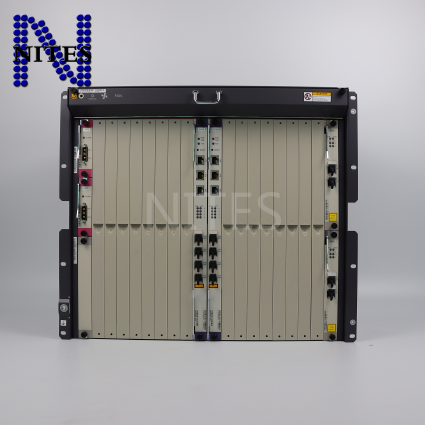 1ge Uplink Control For Hua Wei To Ensure Smooth Transmission Prte*2 Liberal Original New 21inch 10u Height Ma5680t G/epon Olt,with Scun*2 gicf*2