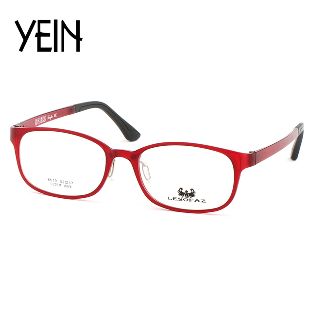 YEIN L8619 lens Fashion Cute Eyeglasses Frame 6 16 Years Old Child ...