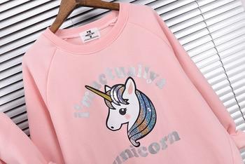 Mother And Daughter Unicorn Sweatshirt