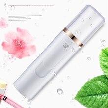 Portable Face Care Nano Spray Humidifier Mist Steamer Quick Water Replenishment Sprayer
