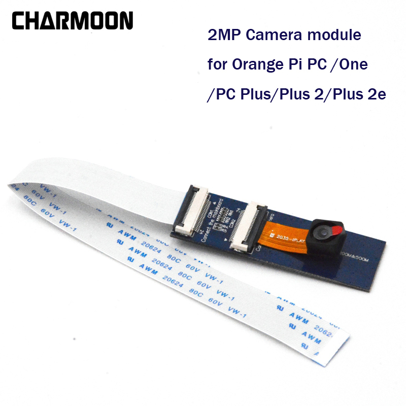 For Orange Pi Camera Module 2MP For Orange Pi PC/One/PC Plus/Plus 2/Plus 2e/Plus/Lite Not For Raspberry Pi 3 Model B+ New