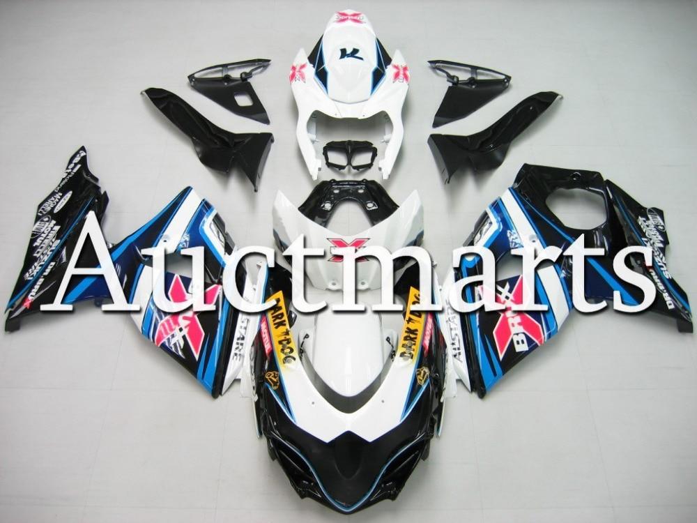 For Suzuki GSX-R 1000 2009 2010 2011 2012 ABS Plastic motorcycle Fairing Kit Bodywork GSXR1000 09-12 GSXR 1000 GSX 1000R K9 C01 for suzuki gsxr1000 upper stay fairing bracket 2011 gsxr 1000 k9 2009 2010