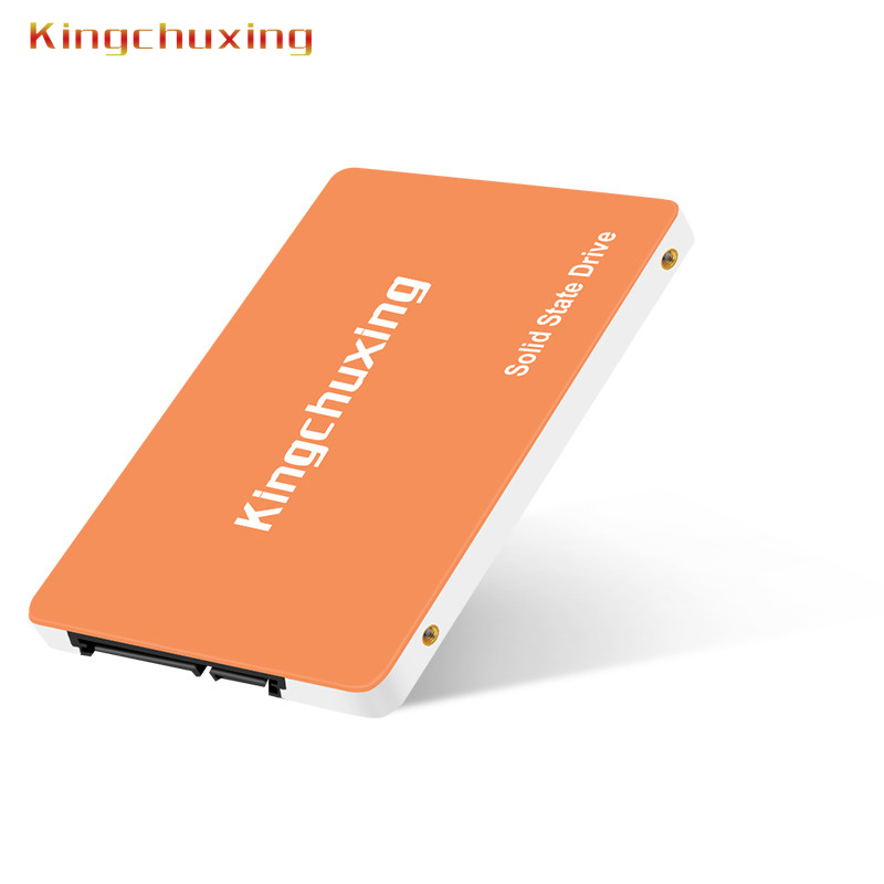Kingchuxing Orange <font><b>SSD</b></font> hard disk 64gb <font><b>120</b></font> <font><b>gb</b></font> 240gb 1tb <font><b>sata3</b></font> internal Solid State Drive memory card <font><b>ssd</b></font> for pc laptop computer image
