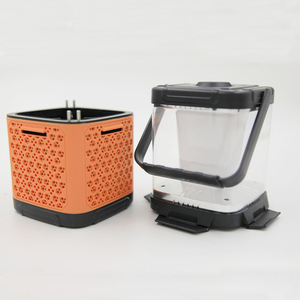 Image 4 - HoneyFly G1 Salt Water LED Lamp Lantern Brine Charging Sea Water Portable Travel Light Emergency Lamp USB Camping Hiking Outdoor