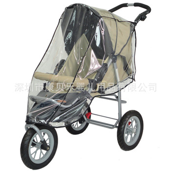 Baby Stroller Rain cover& Accessories Universal Waterproof Rain Cover Travel Cover Case Umbrella Trolley Cover Bag Stroller Part cover cover co169 01