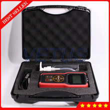 Buy online Upad X100 0.75~500mm Digital Ultrasonic Thickness Gauge with steel aluminum plastic glass thickness tester measurement