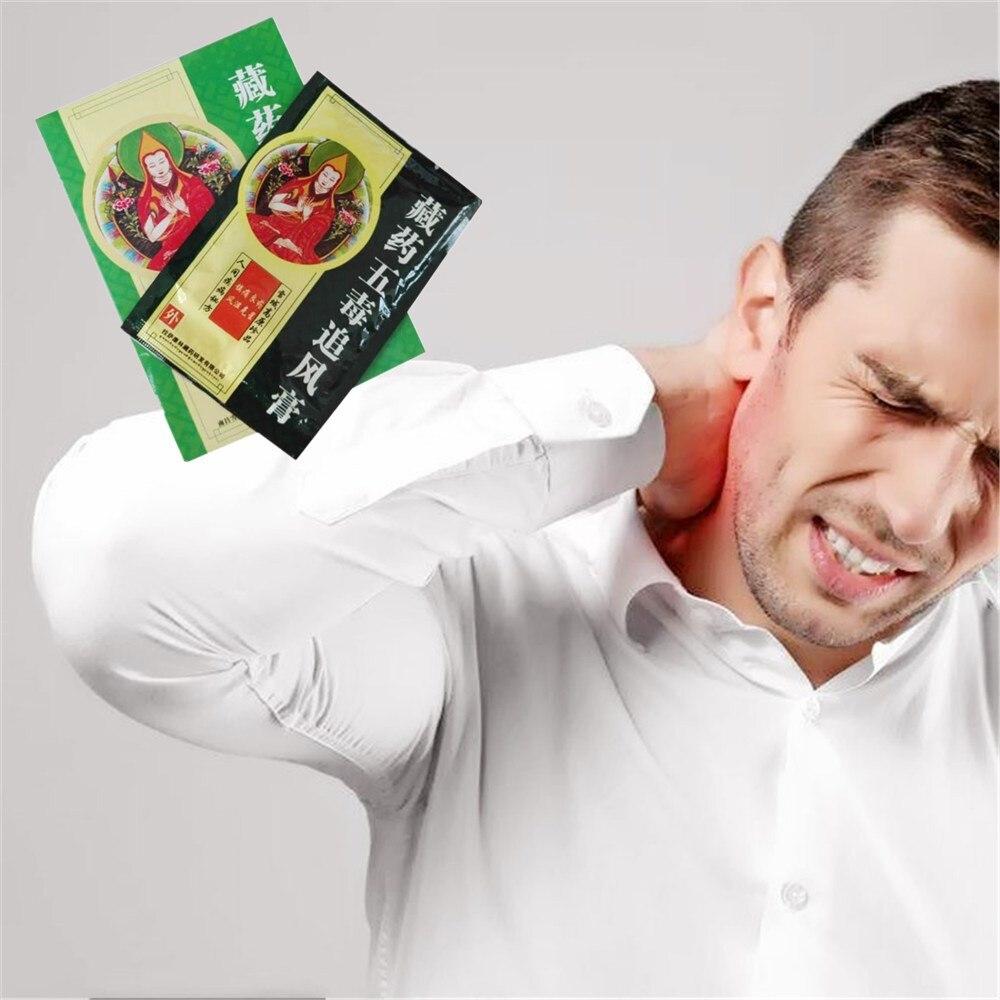8 шт./пакет miyueleni ортопедические боли опушенные Холли корень эфирные масла обезболивающее патч ревматизм arthrit сзади лечебные