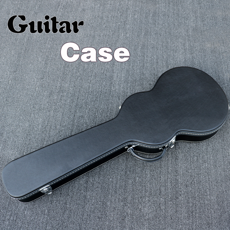 Electric Guitar Hardcase in black color Just with our guitar together sell