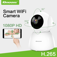 10moons 1080P IP Camera Wi-Fi Wireless Home Security Camera