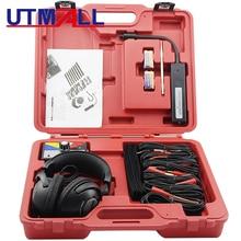 Combination Electronic Stethoscope Kit Auto Car Mechanic Noise Diagnostic Tool Six Channel