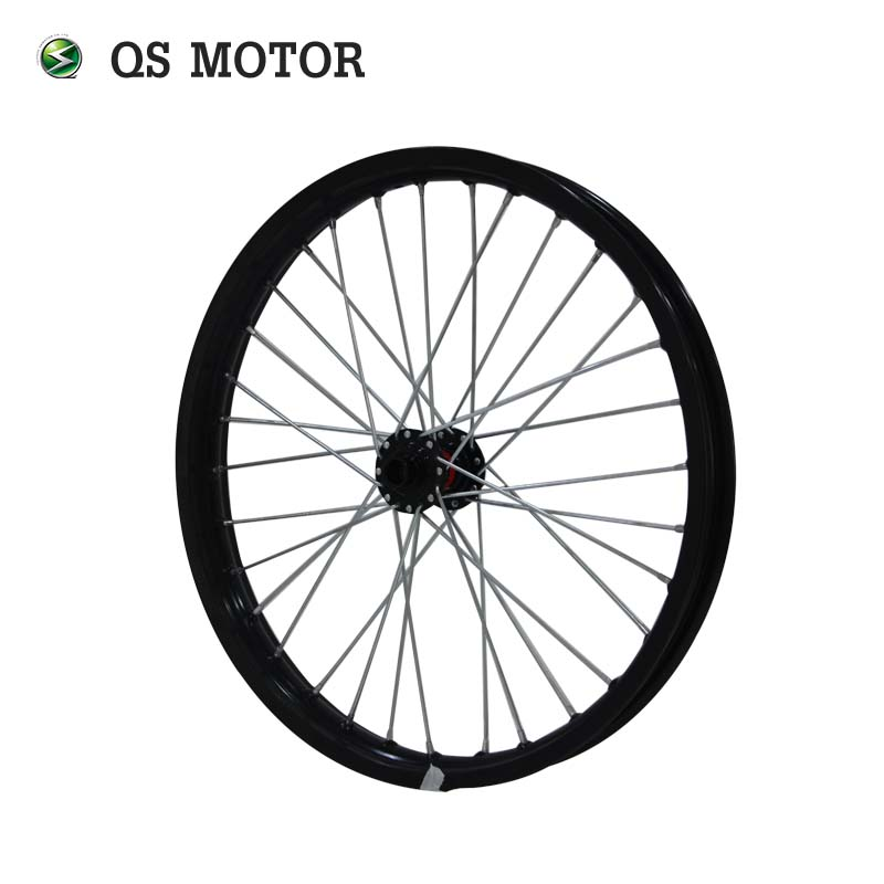 Qs Motor Front Wheel Rim Lacing With 191 6inch For Ebike Electric