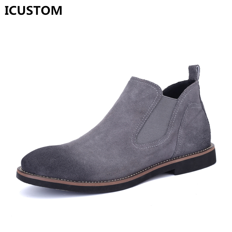 mens slip on boots page 1 - best-cheap-price