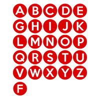 English Number ABC Removable Stickers Wallpaper Door Dining Restaurant Hotel Cafe Seat House Label Vinly Wall