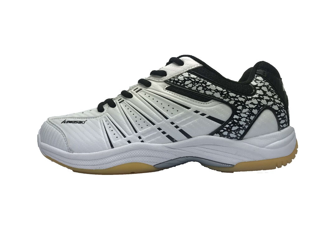 Kawasaki Professional Badminton Shoes 17 Breathable Anti-Slippery Sport Shoes for Men Women Sneakers K-063 14