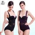 Tamanho l-4xl mulheres traceless peluches body shapers para pós-parto tummy trimmer cintura feminina calças justas bodysuit corsets