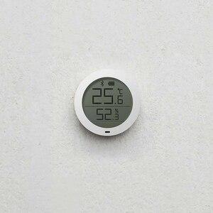 Image 3 - Orijinal Xiao mi LCD ekran dijital termometre mi jia Bluetooth sıcaklık akıllı Hu mi kir hu mi kir sensörü mi ev uygulaması