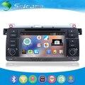 Seicane S12746 16G для 1998-2006 BMW 3 серии E46, Android 4.4.4 с GPS-навигацией,  автомобильная DVD-система с с четырёхъядерным процессором иBluetooth-радио зеркальной ссылкой OBD2 3G WiFi