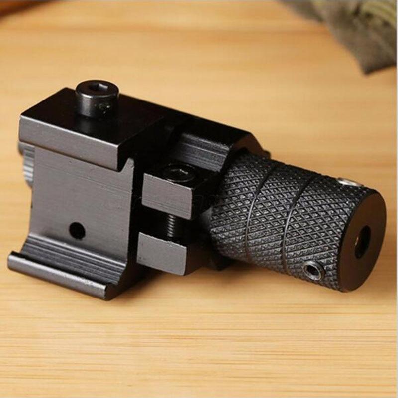 Мощный тактический мини красный точечный лазерный прицел Вивер Пикатинни Крепление Набор для пистолета винтовки пистолет стрельба страйк...