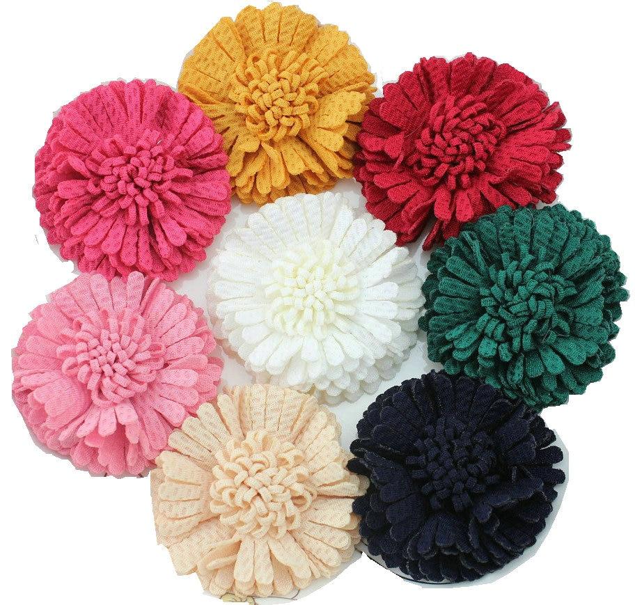 beautiful puff flower mat - 912×869