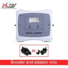 Spezielle bieten! DUAL BAND 2G 3G 850/1900mhz handy signal booster handy repeater cellular verstärker Nur gerät + Adapter