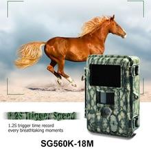 Bolyguard 18MP black IR trail hunting game cameras 100ft detection foto traps for wildlife deer trailing
