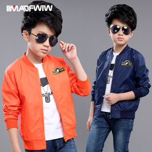 2017 new Korean children's clothing boy spring and autumn jacket children's jacket in the big boy boy cardigan casual clothes